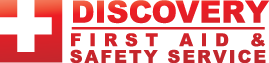 Discovery First Aid & Safety Service Logo